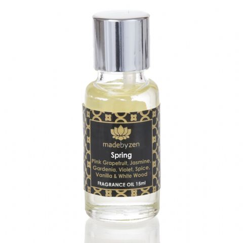 SPRING - Signature Scented Fragrance Oil Made By Zen 15ml